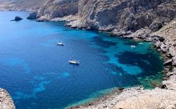 Beths for Yachts and Superyachts in Marettimo Island - Egadi Islands, Western Sicily