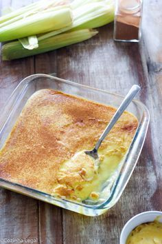 Curau de milho é uma receita tão simples e fácil que com certeza farei mais vezes. E você só precisa de 5 ingredientes para fazer essa delícia.