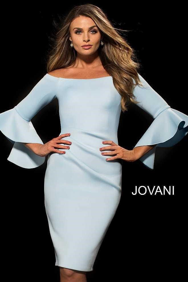 d6fec341 Jovani 59992 in 2019 | Jovani HOCO 2018 | Dresses, Blue dress ...