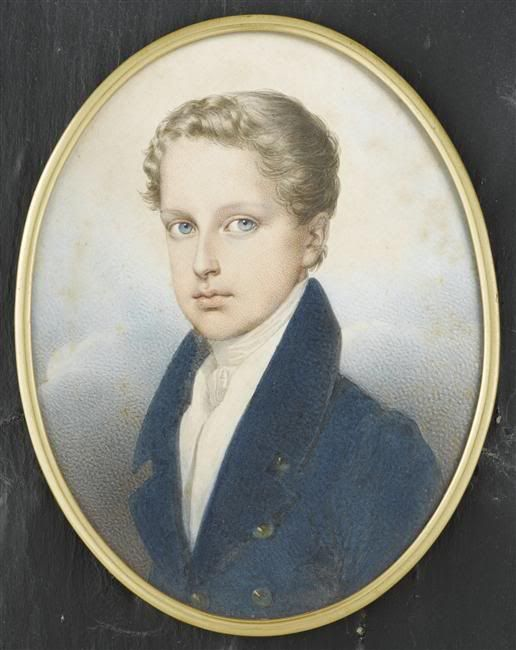 Napoléon François Charles Joseph Bonaparte,only legitimate son of Napoleon Bonaparte.  His mother was Empress Marie Louise (nee, of Austria) .      http://en.wikipedia.org/wiki/Napoleon_II