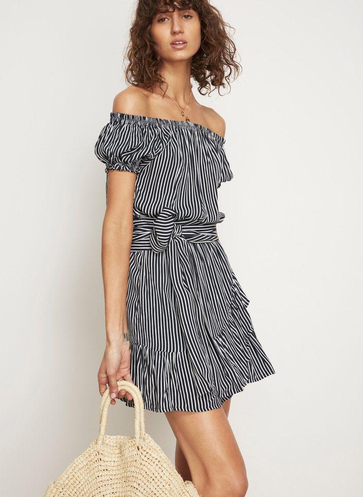 Faithfull The Brand - Icaria Dress - Cap Maison Stripe