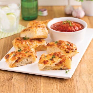 Petits pains au fromage et à l'ail - Recettes - Cuisine et nutrition - Pratico Pratique