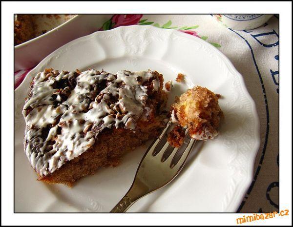 Jablkovo skořicový koláč