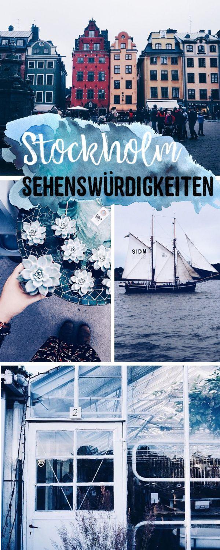 Die schönsten Sehenswürdigkeiten Stockholm, Schweden – Hochseiltraum | Reise & Guides