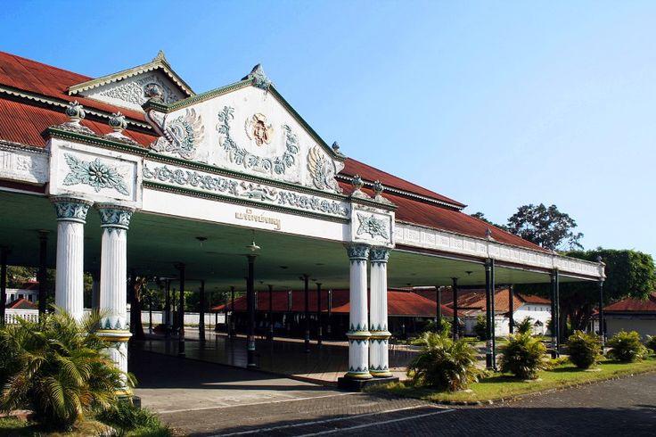 Kraton Kasultanan Ngayogyakarta Hadiningrat