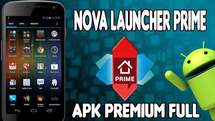 Nova Launcher Prime apk - http://crack4patch.com/nova-launcher-prime-apk/