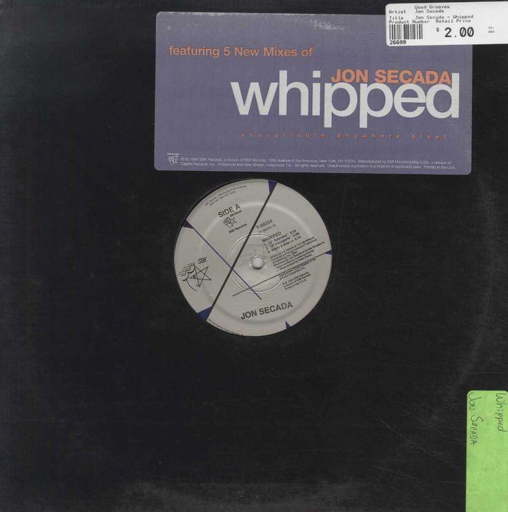 Jon Secada - Whipped