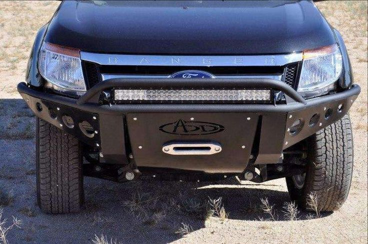 ADD F253471200103 20112017 Ford Ranger T6 Stealth Front