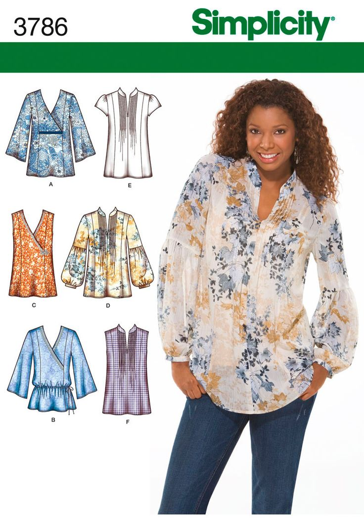 Like it... Simplicity sewing pattern....think I will have to make it