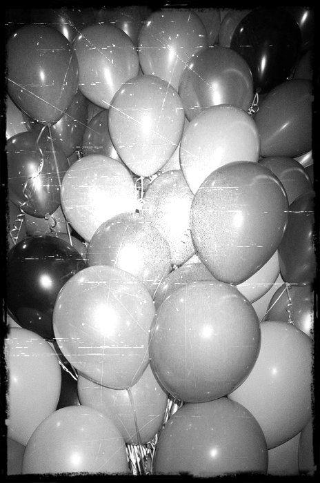 house of balloons #theweekndxo