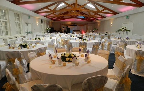 Hire Green Vue - Christmas Party Venue In London - Wedding Venue For Hire In London - Venues In North West London.