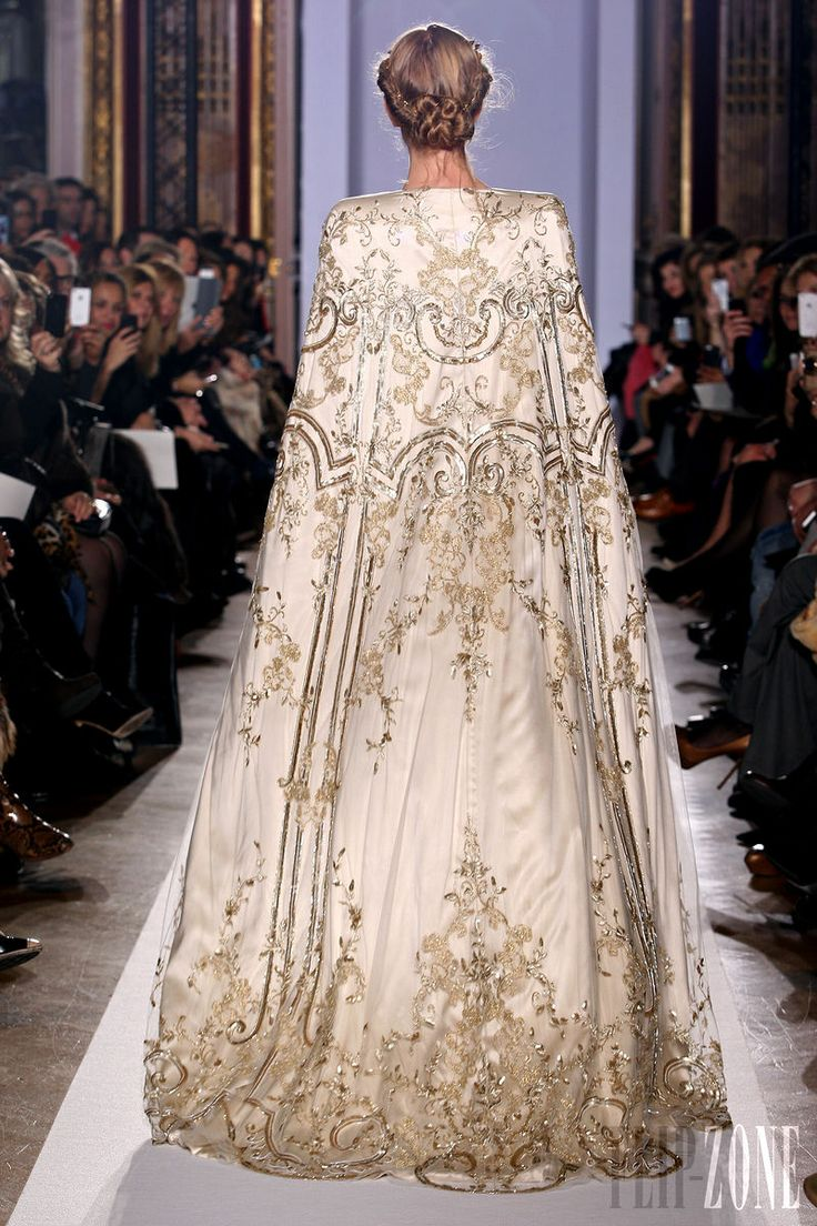 Zuhair Murad - Couture - Official pictures, S/S 2013 - http://en.flip-zone.com/fashion/couture-1/fashion-houses/zuhair-murad-3366