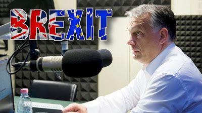 Megszerezte a brit EU-tagságról tartott népszavazás voksainak többségét a kilépést pártoló tábor, ...