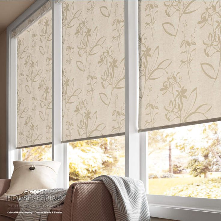 Good Housekeeping Roller Shades: Good Housekeeping Roller