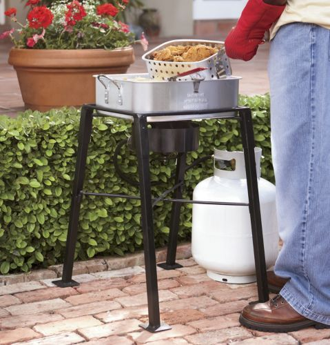 Double Outdoor Fryer from Ginny's ® | JI64901