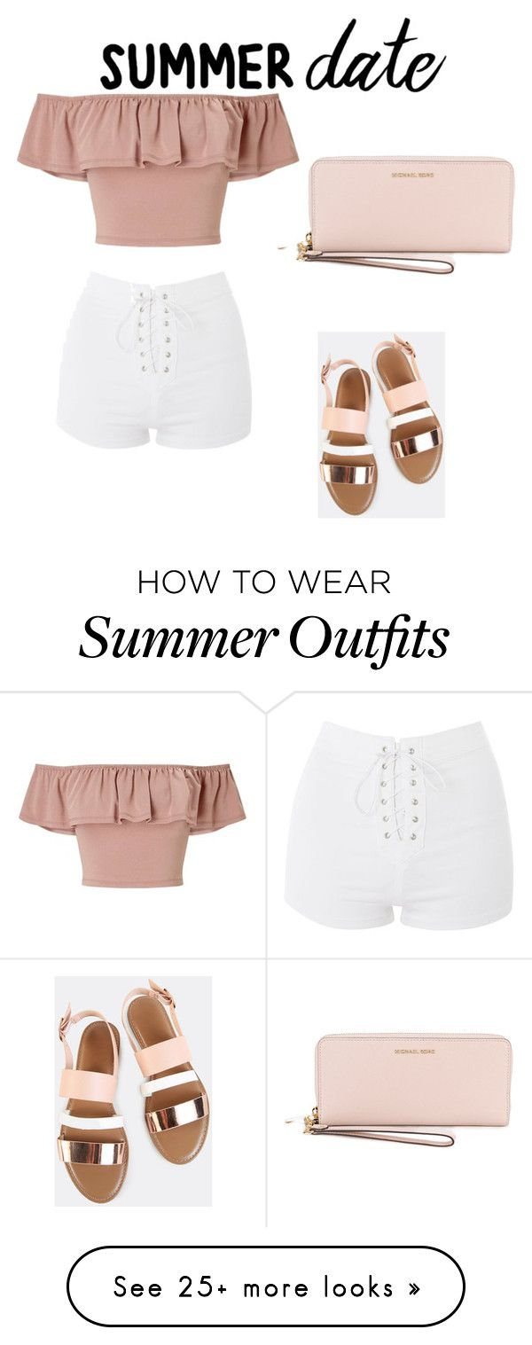 """""""This is such a comfortable outfit. You can be very comfortable and still look hot."""" by londongooch on Polyvore featuring Miss Selfridge, Topshop and MICHAEL Michael Kors"""