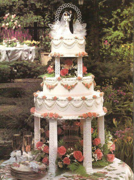 Floral Fantasy - Wilton Cake Gallery | wedding ideas in ...