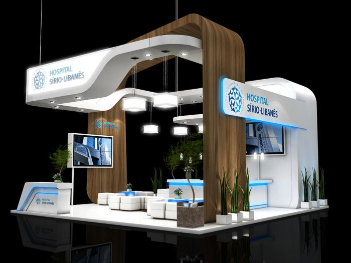 Images Of Small Exhibition Stands : Best inspiring trade show booths images on pinterest