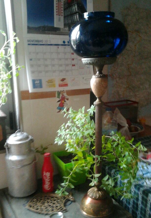la lámpara maravillosa