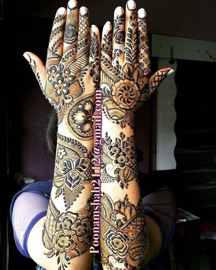 "2,404 Likes, 12 Comments - Henna Mehndi London (@lal_hatheli_henna) on Instagram: ""Love this design ❤️❤️❤️ #Repost @noorinatameem ・・・ #jumeirah #hudabeauty #hennadubai #hennaevent…"""
