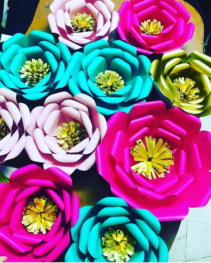 Flower Game Going Strong !!! . . Witness the amazing craft of Making 3D flower e…