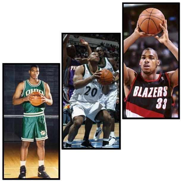 Happy Birthday: Gary Trent  September 22, 1974 - Gary Dajaun Trent is an American retired professional basketball player. After college, Trent was selected by the Milwaukee Bucks with the 11th pick in the 1995 NBA Draft.