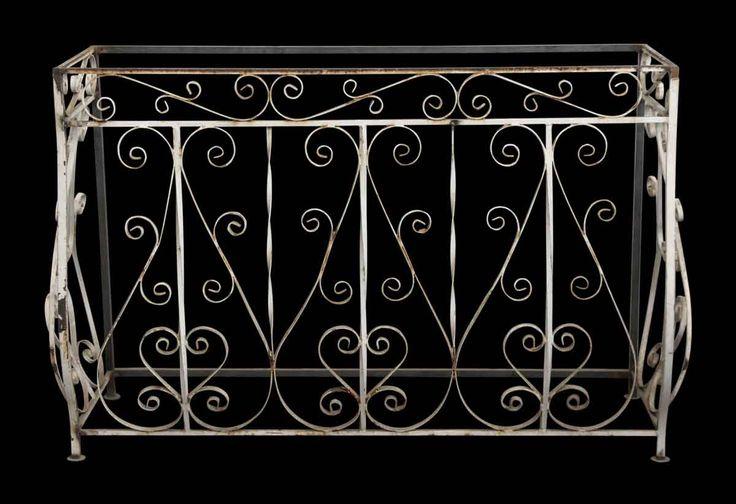 1000 ideas about iron balcony on pinterest balcony for Balcony console