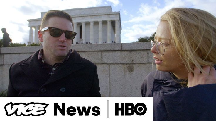 from VICE News:Richard Spencer Prepares For His Alt-Right Rally (HBO)