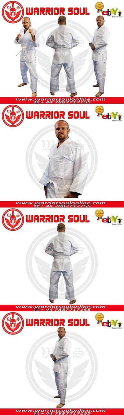 Belts and Sashes 73981: Top End 100% 550 Pearl Weave Cotton Judo Gi Karate Judo Martial Arts Gi Uniforms -> BUY IT NOW ONLY: $31.99 on eBay!