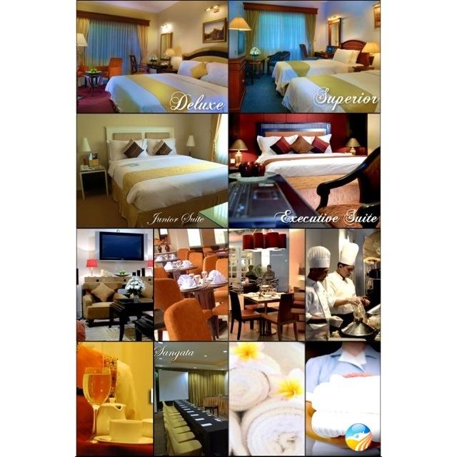 Blue Sky Pandurata Hotel, Jakarta, Indonesia, ⭐⭐⭐ Hotel.