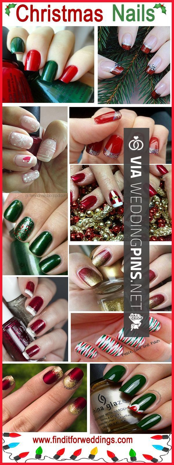 Amazing -    CHECK OUT MORE TO DIE FOR PICS OF TASTY Wedding Nails 2016 OVER AT…