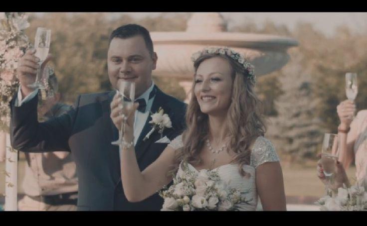 Teaser z dnia ślubu Marty i Krzysztofa