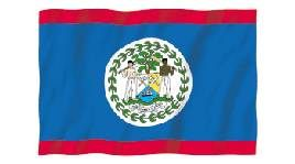 People From Belize | Belize Flag - Hutchinson country facts