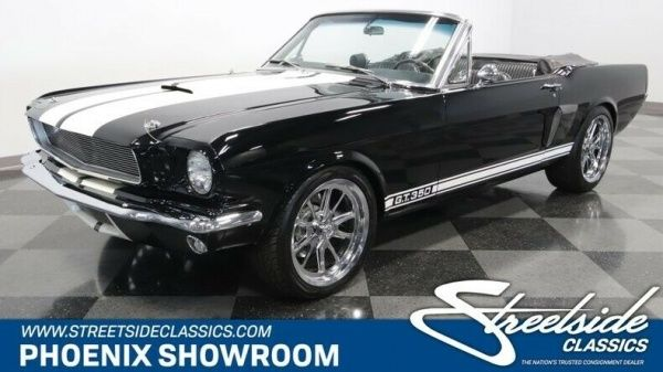 1965 Ford Mustang Gt350 Convertible Tribute Restomod Pony Droptop V8 Atomic Classic Vintage Colle In 2020 Ford Mustang Mustang Convertible Mustang Convertible For Sale