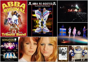 Abba Tribute Bands North West | Theme Night | Hotels | Bars | Weddings - Wherever you are in the North West you can always book an Abba Tribute Band. #spotoneventsdir
