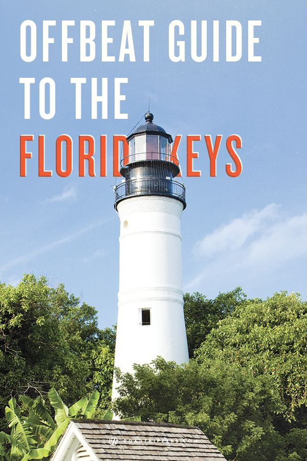 Have fun at this unique hidden gems in the Florida Keys!
