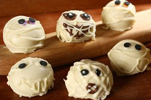 Horrifying Halloween foods