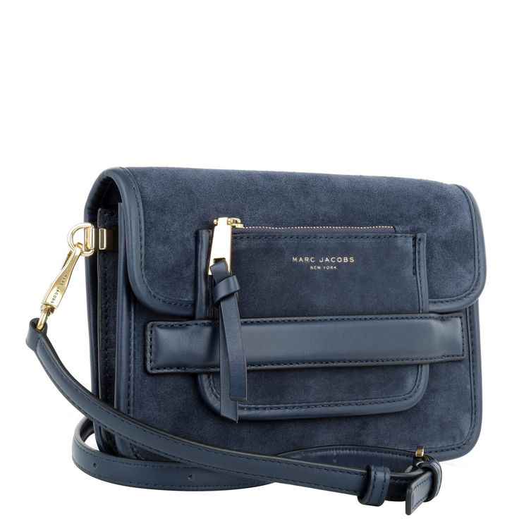 Marc Jacobs Madison Medium Shoulder Bag Midnight Blue Geschenke zum Muttertag bei Fashionette