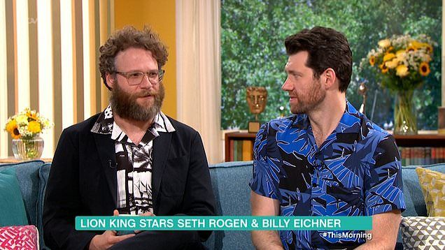 Seth Rogen And Billy Eichner Detail Meeting With Harry And Meghan Harry And Meghan Seth Rogen Funny Animal Quotes