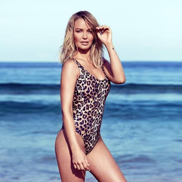 Lara Bingle's Cotton On Body Swimwear Collection Is Now Available For Your Consideration - Pedestrian TV
