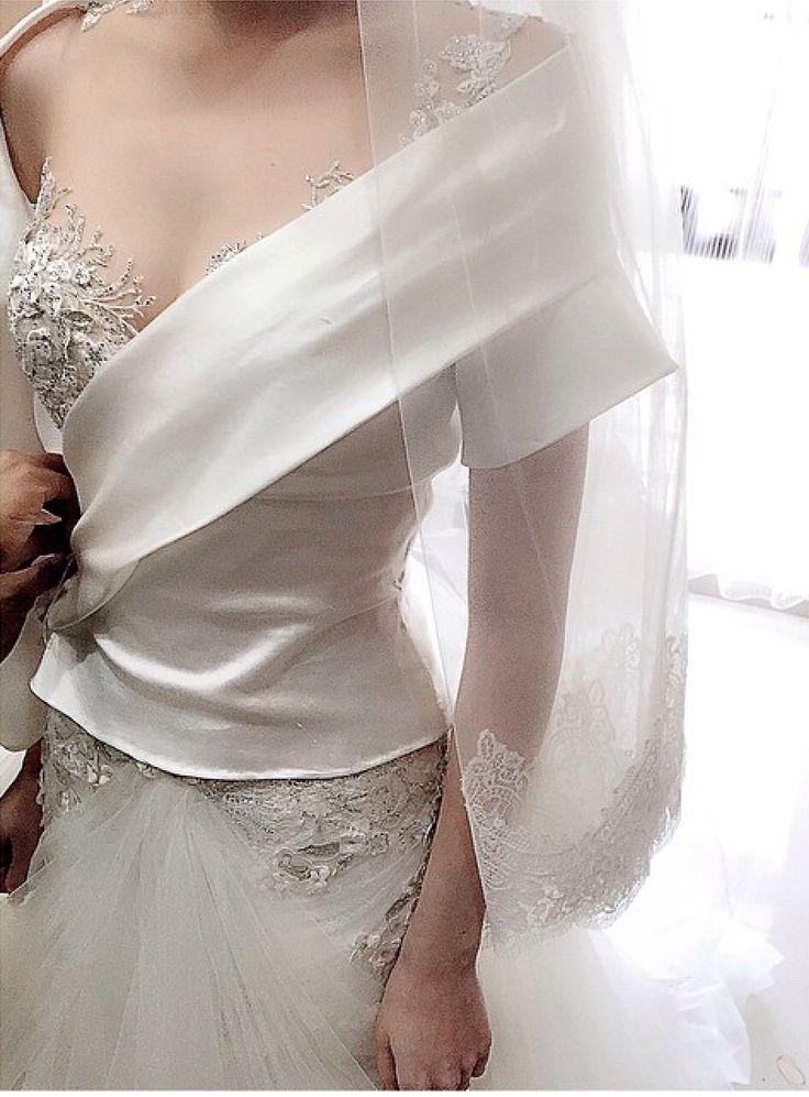 #weddingdressdetails#begorgeoussignature#finaltouch#begorgeousbride