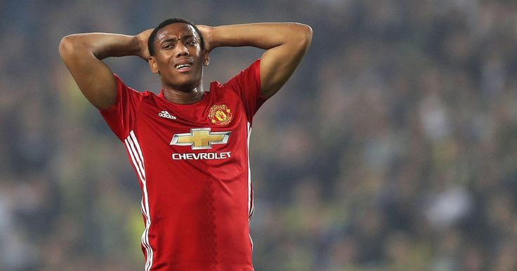Manchester United manager Jose Mourinho is brutally honest about Anthony Martial