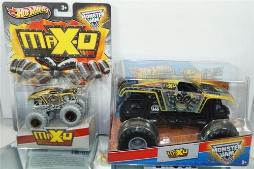 10th anniversary Spiked Max-D by zoid162010 on DeviantArt |Monster Truck Maximum Destruction 10th Anniversary