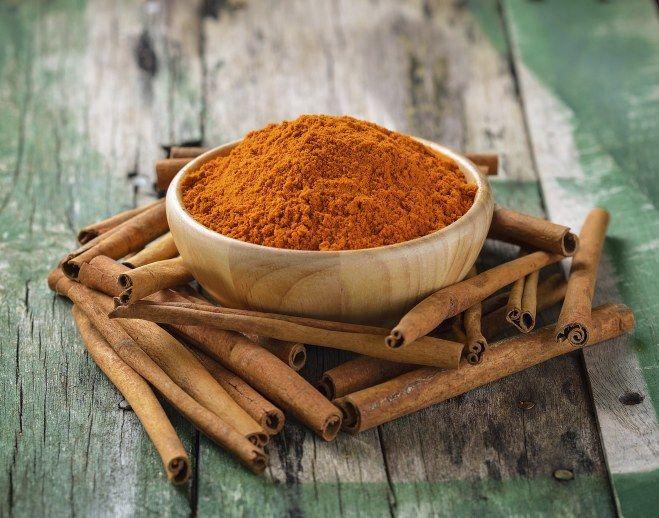 Alimenti che accelerano il metabolismo: cannella