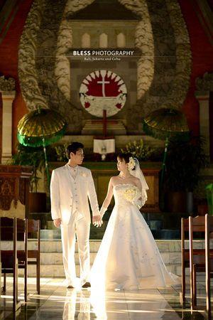 バリ島といえば歴史的な遺跡♡遺跡の中で厳粛なウェディングもおすすめ!バリでの結婚式一覧♡ウェディング・ブライダルの参考に♡
