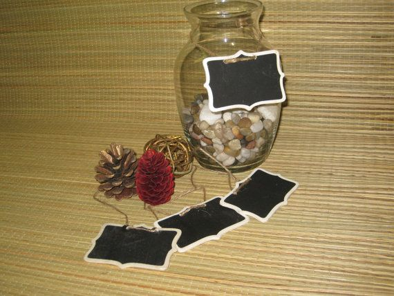 Check out this item in my Etsy shop https://www.etsy.com/listing/197864786/fancy-wood-chalkboard-tags-chalk-labels