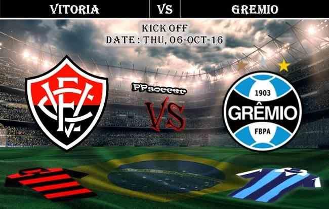 Vitoria vs Gremio 06.10.2016 Predictions - PPsoccer