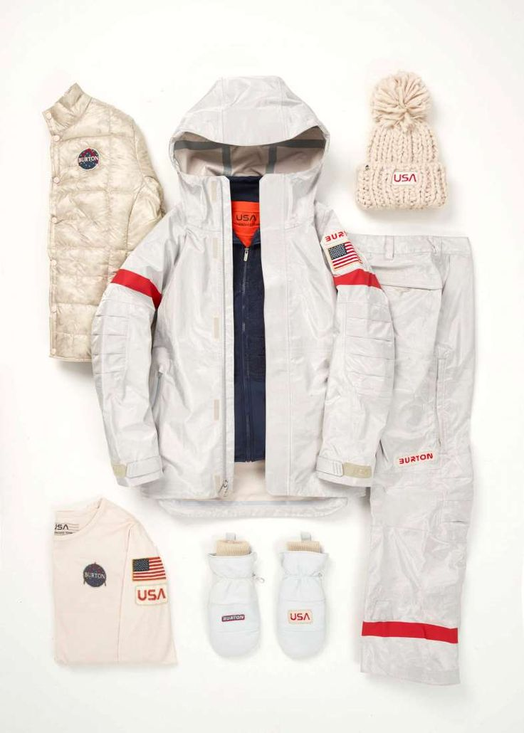 Burton Turns to Outer Space for Apparel Inspiration - Let's hope the Olympics bring better news from Korea—in the meantime, these NASA-inspired snowboard team uniforms are rad.  https://www.adventure-journal.com/2017/11/burton-turns-outer-space-apparel-inspiration/