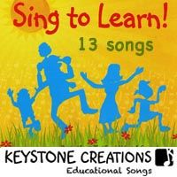 Children Learn What They Sing™SING TO LEARN! (Pre; K-3) is a compilation of 13 specially selected, shortened versions of...