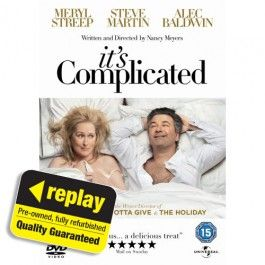 Starring: Meryl Streep Certification: 15 Duration (mins): 120  You must be 15 or over to buy this item